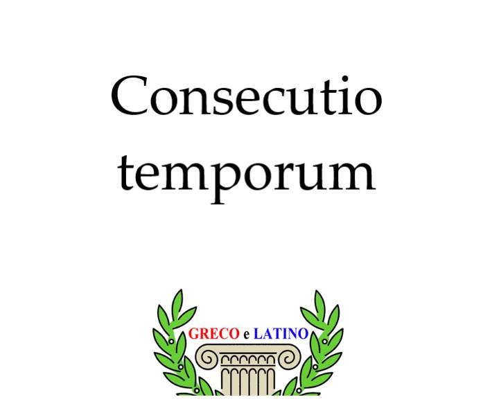 Consecutio temporum