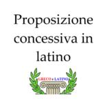 Proposizione concessiva in latino
